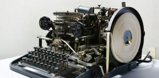 Secret German WWII Code Encrypting Machine Found on eBay