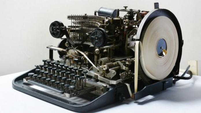Secret German WWII Code Encrypting Machine Found on eBay