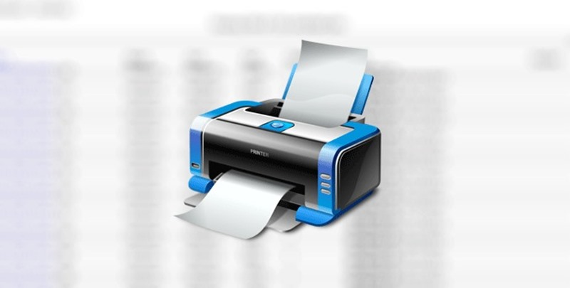 See Print History on Mac