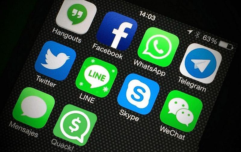 Remove Social Media Apps