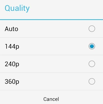 Survive on low storage on Android 3