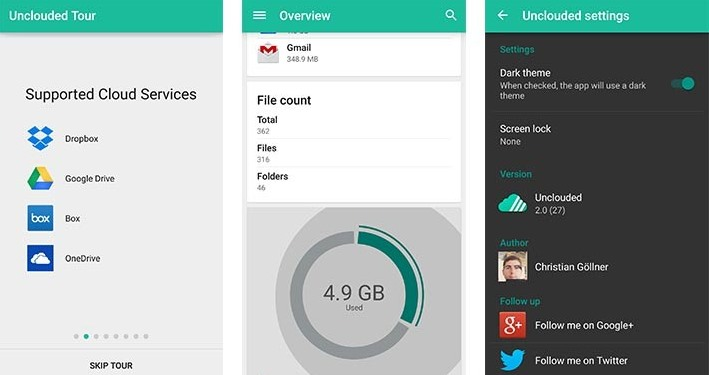 Survive on low storage on Android 6