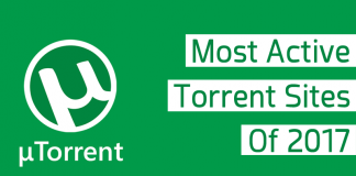 Best Torrent Sites 2017