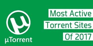 Best Torrent Sites 2017