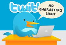 Twitter Will Remove Photos And Links Both From 140-Character Limit