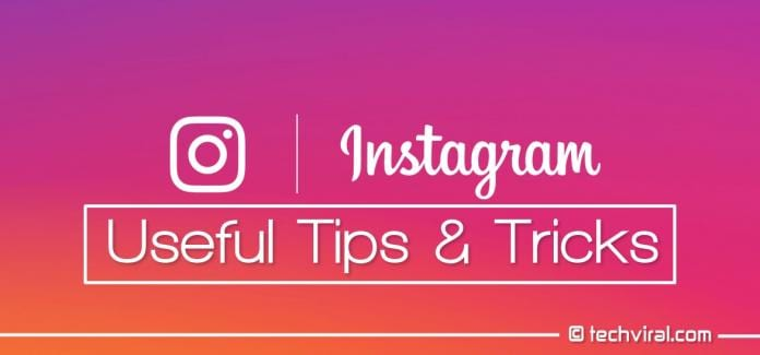 Useful Instagram Tips and Tricks