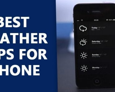 15 Best Weather Apps For iPhone You Need To Try Today