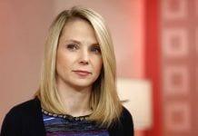 Yahoo's CEO Marissa Mayer Gets $55 Million To Leave The Company