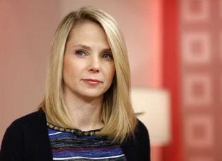 Yahoo's CEO Marissa Mayer Gets $55 Million To Leave The Company