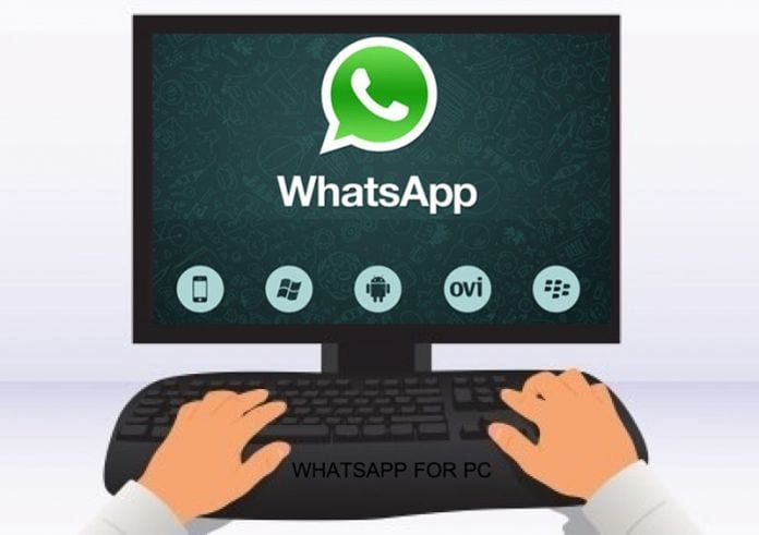 You Can Soon Install WhatsApp On Your PC