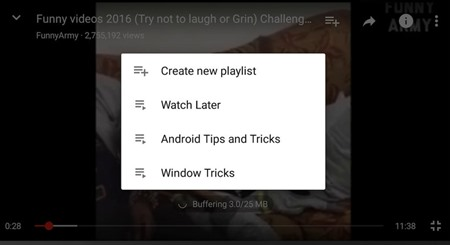Youtube Android App Tricks and Tips4