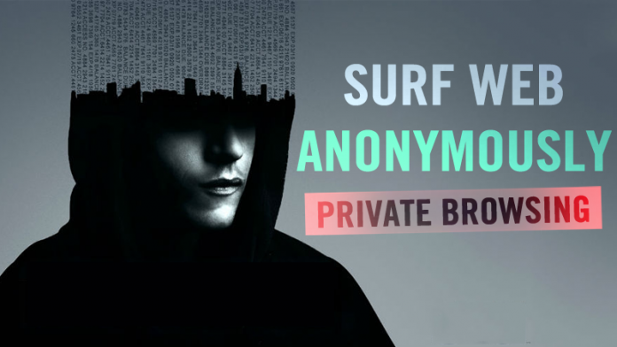 How To Surf Web Anonymously (Private Browsing)