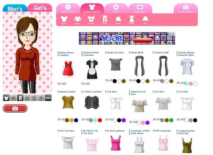 Fun Web Apps to Create Avatars Online