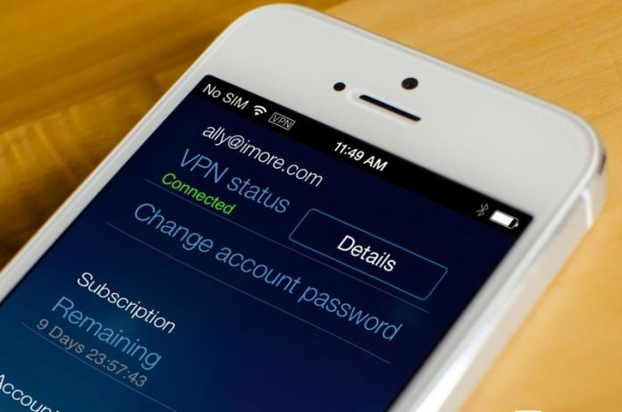 Navegue na Web anonimamente no iPhone