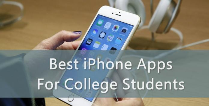 Top 10+ Best iPhone Apps For College Students 2019