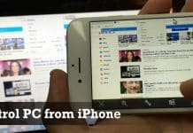 How to Control your PC or Mac using iPhone