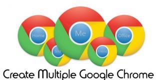 Create Multiple Google Chrome Profiles In PC