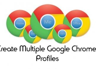 Create Multiple Google Chrome Profiles In PC