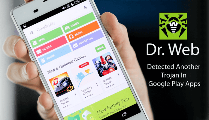 Doctor Web Detected Another Trojan In Google Play Apps