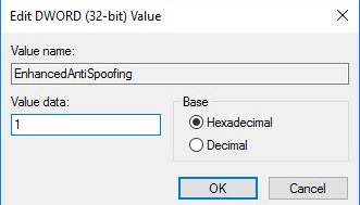 Enhanced Anti-Spoofing In Windows 10