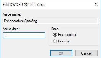 Enhanced Anti-Spoofing In Windows 10