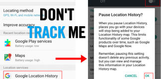 How To Disable Websites From Tracking Your Location In Google Chrome