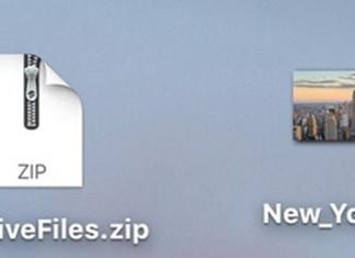 Hide ZIP Archive in an Image File on Mac