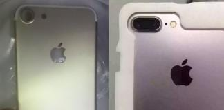Leaked Apple iPhone 7 images show large cameras