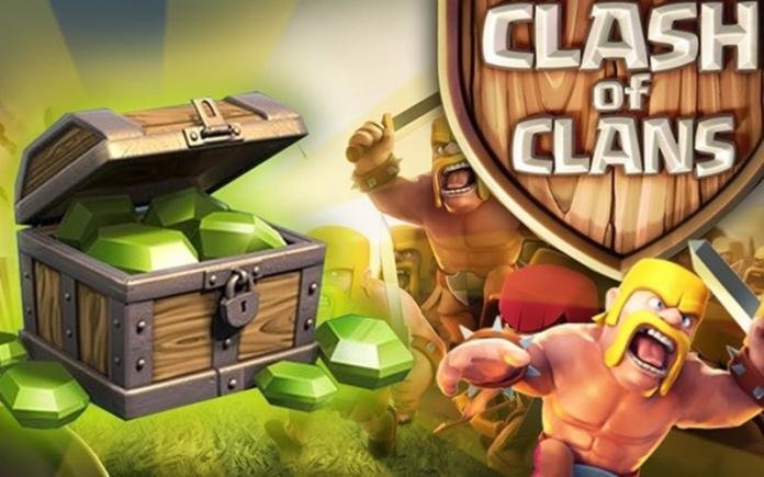 Legally Get Clash of Clans Gems