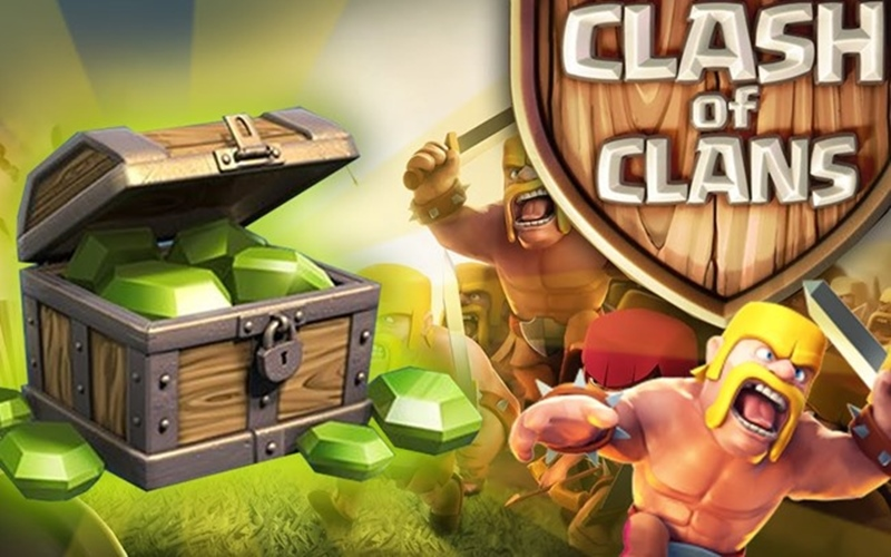 Legally Get Clash of Clans Gems