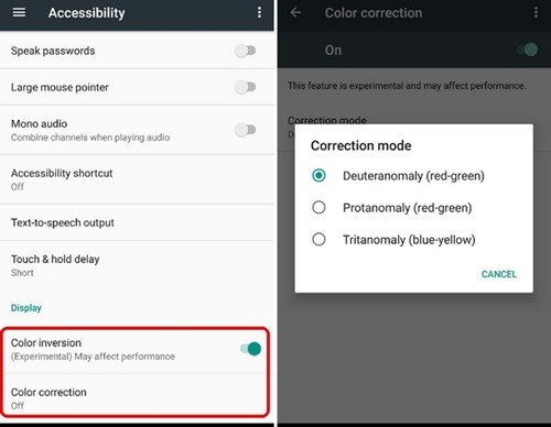 Make Android More Accessible For People With Low Vision