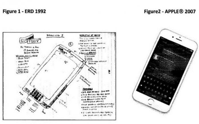 Man sues Apple for $10 billion, Says He Invented iPhone Before Apple