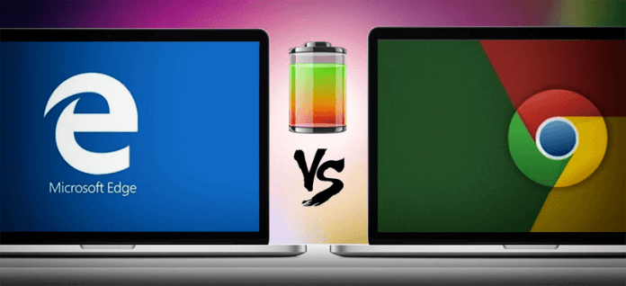 Microsoft Shows How Google Chrome Is Bad For Your Laptop Battery