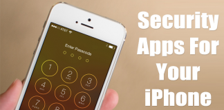 10 Best Security Apps That You Must Have In your iPhone