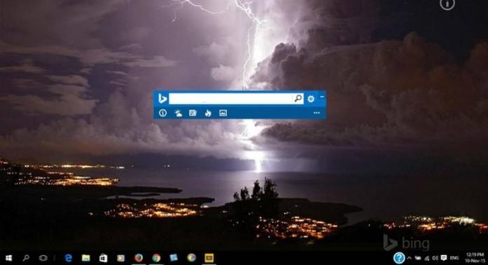 Set Bing Images as Desktop Wallpaper on Windows 10