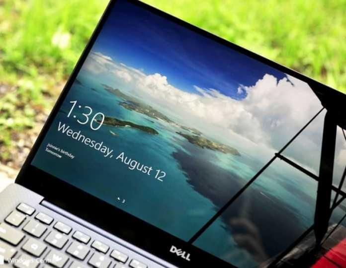 Set Bing Images as the Windows Lock Screen Background