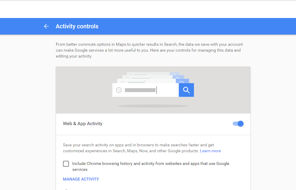 Stop Google from tracking Your Location History