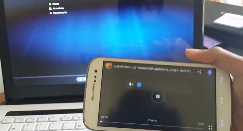 Stream PC Audio To Android Device