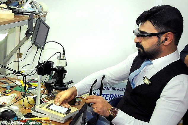 Turkish Inventor