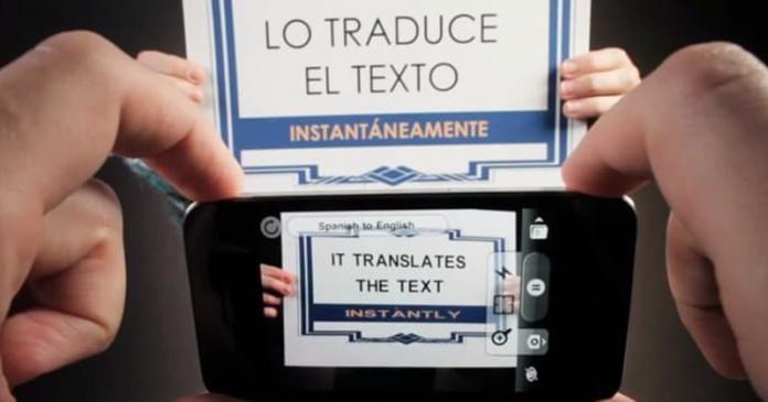Use Smartphone Camera To Translate Anything