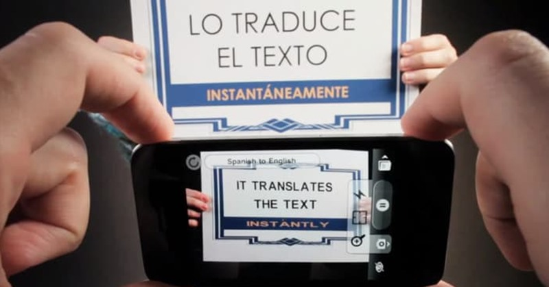 Use Smartphone Camera To Translate Anything