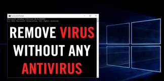 How To Remove Virus From Computer Without Any Antivirus