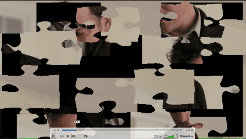 Unlock VLC's hidden Jigsaw Puzzle Mode