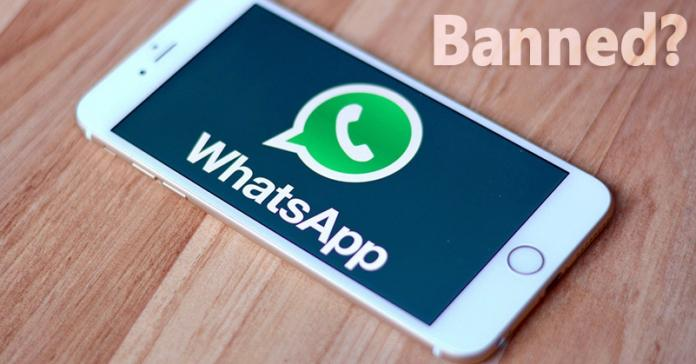 WhatsApp Likely To Be Banned In India For Encouraging Terrorists
