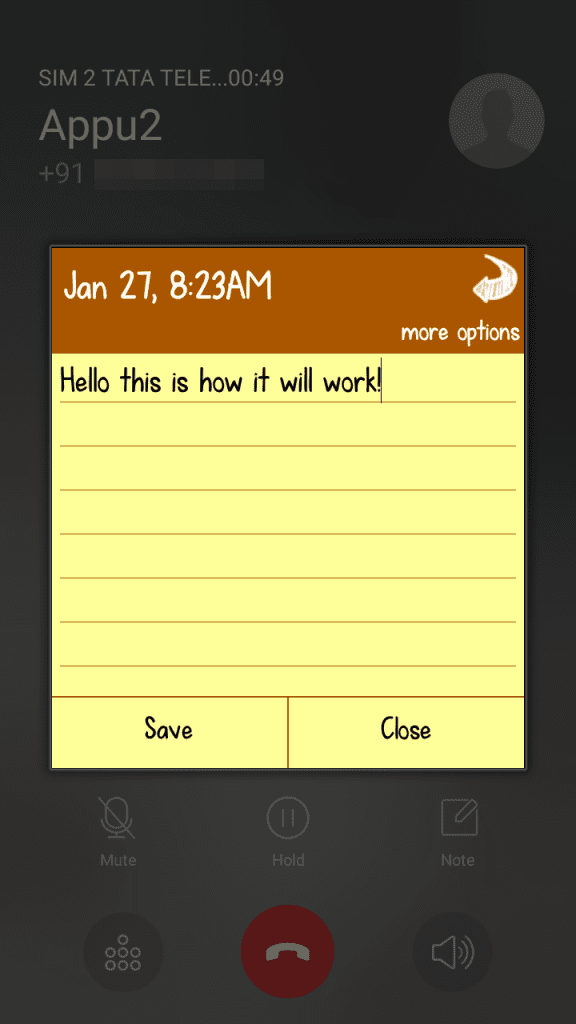 Using Write Now- Notepad