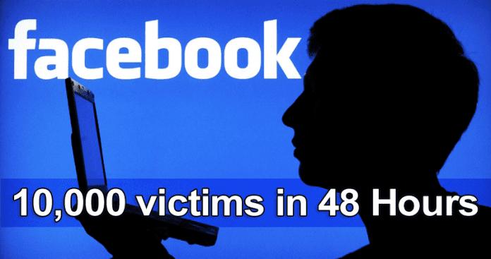Beware! Facebook