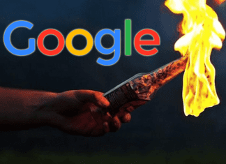 A Man Was Arrested For Attacking Google Offices With Molotov Cocktails