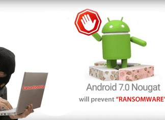 Android Nougat Will Not Allow Extortionists To Reset The Device Password