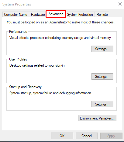 Disable Animation To Make Windows 10 Start Menu Open Faster