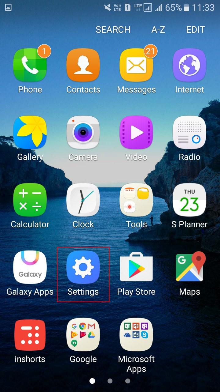 Как сделать системные приложения на андроид